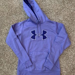 Women's large under Armour hoodie